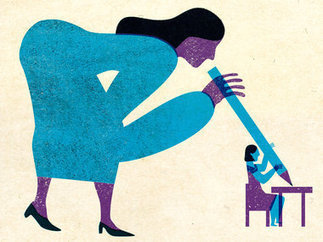 When Parents Hover and Kids Don't Grow Up - Room for Debate   Preschool   Scoop.it