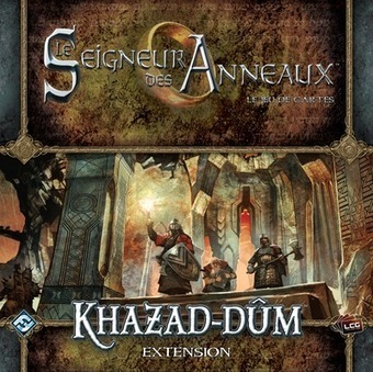 Edge Entertainment [Nouveautés] - Les Tréfonds Obscurs de Khazam-dûm | Univers Ludique | Scoop.it