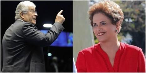 Nas vésperas da votação, Requião reafirma mantra de que o golpe não passará no Senado | BOCA NO TROMBONE! | Scoop.it