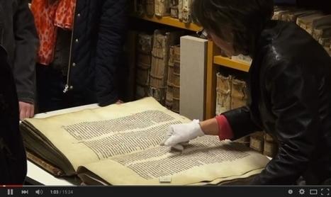 Les archives et la bibliothèque de Beaune se lancent sur YouTube | Bibliothèques vivantes | Scoop.it