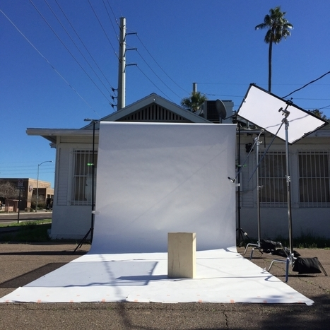 How Creating an Outdoor Studio Can Make You a Better Photographer - Fstoppers | Camera Equipment | Scoop.it