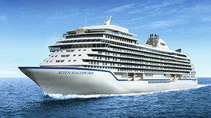 Regent Seven Seas welcomes Seven Seas Explorer to fleet | English speaking media | Scoop.it