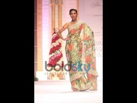 IBFW 2013: Pallavi Jaikishan's Beautiful Collection | CHICS & FASHION | Scoop.it