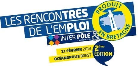 Les deuxièmes rencontres de l'emploi en Bretagne   Veille RH BZH   Scoop.it