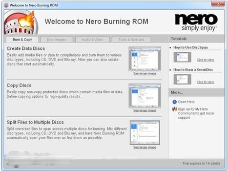 Nero Burning Rom 2014 Full Crack Free Download | SEO | Scoop.it