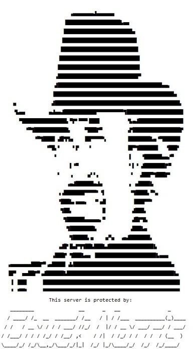 pastebin.txt on Twitter | ASCII Art | Scoop.it