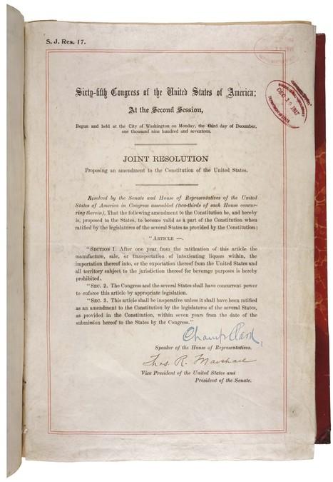 La pèriode de la prohibition - Mafia Italo-américaine jusqu'en 1939 | Al Capone | Scoop.it
