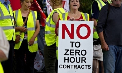 Zero-hours contract workers turned away by some of UK's biggest landlords | SocialAction2014 | Scoop.it