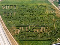 Best, Biggest, and Scariest Corn Mazes | Politically Incorrect | Scoop.it