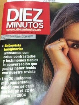 The magazine 'Diez Minutos' publishes an imaginary interview with Letizia Ortiz | making some noise | Scoop.it