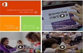 A New Free Site From Microsoft to Help Teachers Grow Professionally ~ Educational Technology and Mobile Learning | 2.0 Tech Tools for Education | Scoop.it
