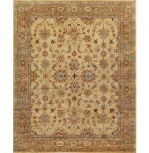 Rugsville Hanna Persian 11732 Gold Brown - TRANSITIONAL | Discount Area Rugs | Scoop.it