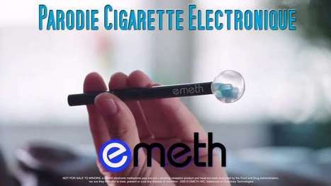 Parodie : e-meth ou la pipe électronique pour la méthamphétamine - Blog French Smoke | Blog French Smoke | Scoop.it