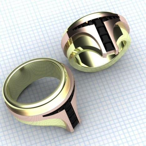 Boba Fett Bounty Hunter Rings: These Rings Rule Them All | All Geeks | Scoop.it