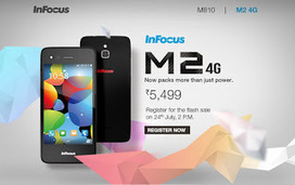 Infocus M2 : Best Low Budget 4G Smartphone | Technology and Entertainment News | Scoop.it