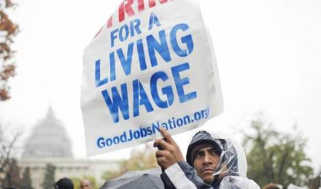 California Minimum Wage Initiative 2016: Where State Stands on $15 Minimum Wage | PSLabor Law Now | Scoop.it