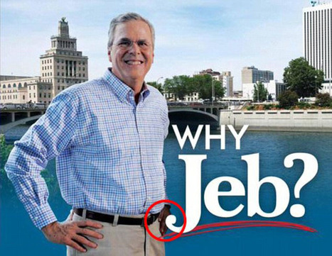 Nope, Jeb Bush's Head Wasn't Photoshopped Onto a Black Man's Body | xposing world of Photography & Design | Scoop.it
