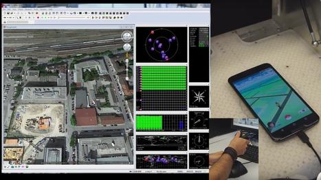This Pokémon Go GPS hack is the most impressive yet | Veille & Culture numérique | Scoop.it