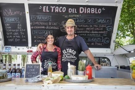 Food trucks : dur à négocier, le créneau fait saliver - Rue89 Bordeaux | El Taco Del Diablo | Scoop.it