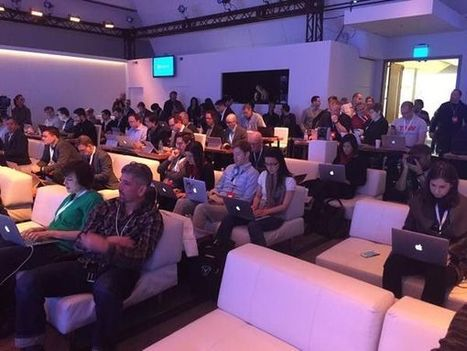 Press at Windows 10 event looked like they came straight from the Apple Store | Apple in Business | Scoop.it