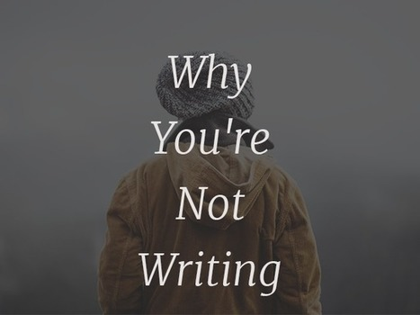 The WHY behind Why You're Not Writing | The Funnily Enough | Scoop.it
