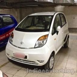 Tata to launch Nano emax CNG on 8th October - Gaadi.com | Mahindra Cars India | Scoop.it
