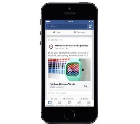 Facebook pourrait bientôt avoir des mini-sites de e-commerce | Ma veille sur internet | Scoop.it