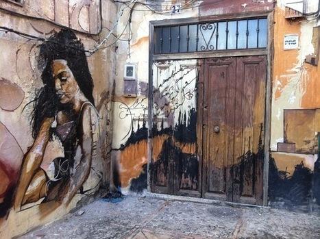 15 of the Best Street Art Cities -- an Alternative List | PEDRO LUQUE | Scoop.it