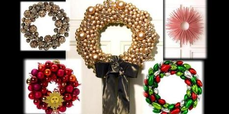 The history of the Christmas wreath | Christmas Trees and More | Scoop.it