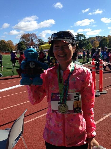 Tokyo woman runs Valley Harvest ultra marathon by mistake - Nova News Now   ExtremeX   Scoop.it