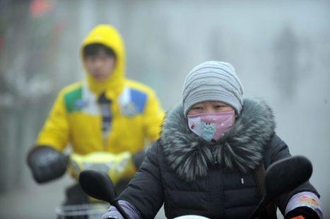 Combien de temps devez-vous pédaler en ville avant que la POLLUTION n'annule le bénéfice de votre effort? | URBANmedias | Scoop.it