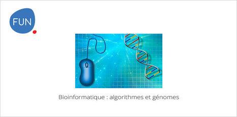 Bioinformatique : algorithmes et génomes... Un MOOC pour comprendre le texte des génomes | Education and technology on the web | Scoop.it