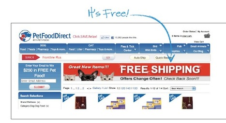 Cart Tricks: Don't Let Shipping Costs Make Them Ditch Their Carts | Ecommerce How To... | Scoop.it