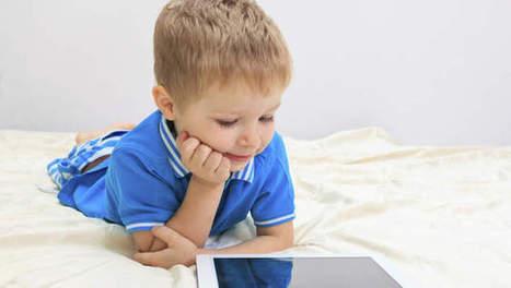 Kleuter beter met technologie dan volwassene | ICT kleuterklas | Scoop.it