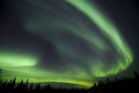 Guaranteed Northern Lights sightings, thanks to Iceland's newest attraction - Daily Mail | Planet Earth | Scoop.it