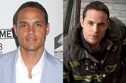 Daniel Sunjata (Irish, German, African-American) [American] | Mixed American Life | Scoop.it