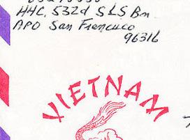 Vietnam War Letters Home   Vietnam War Survivors   Scoop.it