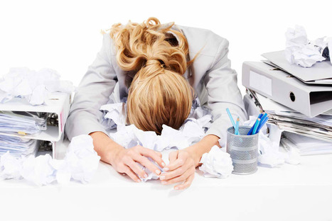 Managing Workplace Anger and Stress | Behavior, People and Organizations | Scoop.it