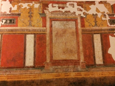 From Virgil to Vitruvius: some thoughts on the House of Augustus. | LVDVS CHIRONIS 3.0 | Scoop.it