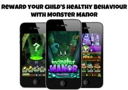 Monster Manor | Ayogo Health | Moodle & Mahara | Scoop.it