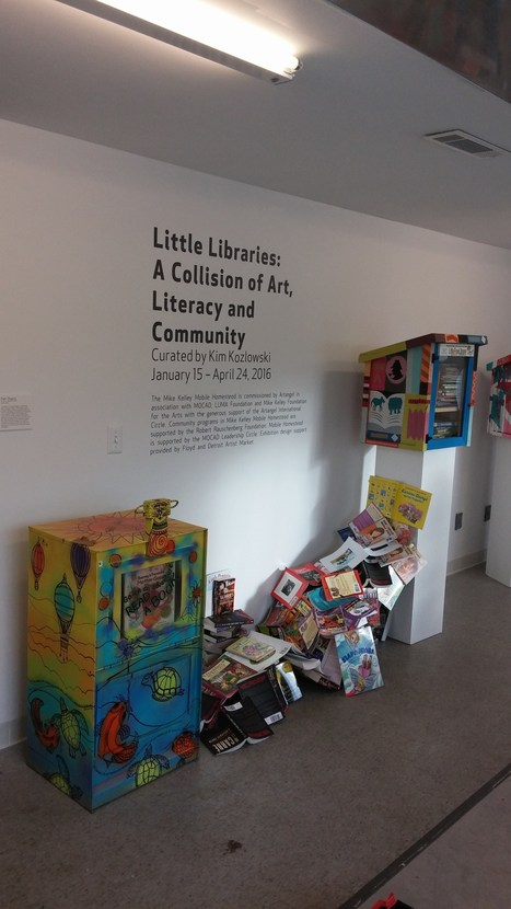 Latest News | Detroit: Little Library Capital of the WORLD! | This Gives Me Hope | Scoop.it