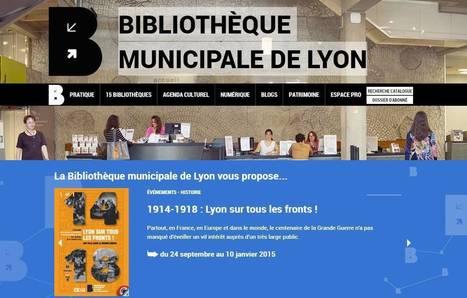 L'accueil par le web | La bibliothèque, la musique, les films, et bien d'autres | Scoop.it