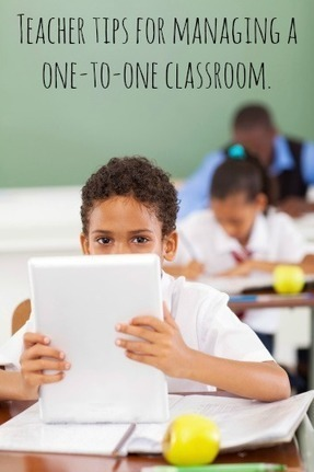 5 Teacher Secrets for Managing the One-to-One Classroom | Being Online | Scoop.it