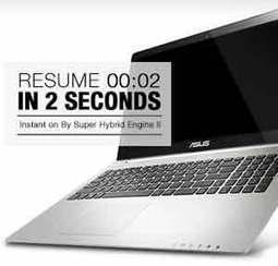 $@$  ASUS VivoBook S500CA-DS51T ASUS Ultrabook S500CA-DS51T 15.6-Inch Touchscreen Laptop ( Black ) Asus Black   Cheap Laptop Computers   Scoop.it