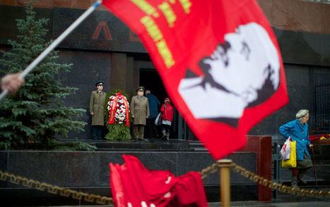 Putin Disses Lenin - The New Yorker | Year 12 History Unit 3 | Scoop.it