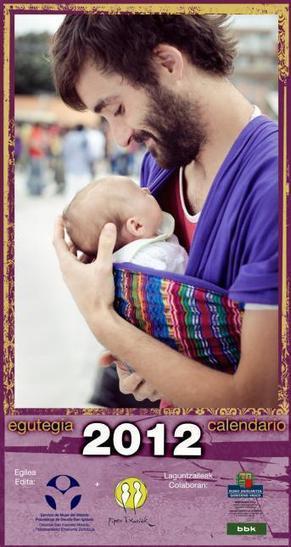 Genial calendario para 2012 de la gente de Piper Txuriak | #hombresporlaigualdad | Scoop.it