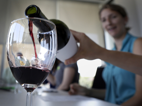 Fruity With A Hint Of Bologna: A Slacker's Guide To Wine Tasting : NPR | enjoy yourself | Scoop.it