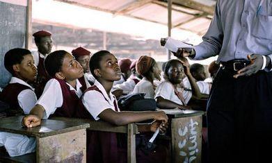 Hundreds of schoolgirls kidnapped by devout Muslim group being sold into slavery - Pamela Geller, Atlas Shrugs | the slave trade | Scoop.it