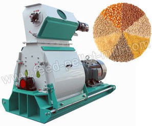 Popular Wide Chamber Hammer Mill for Feed Pellet Plant | high quality fish feed pellet machine | Scoop.it