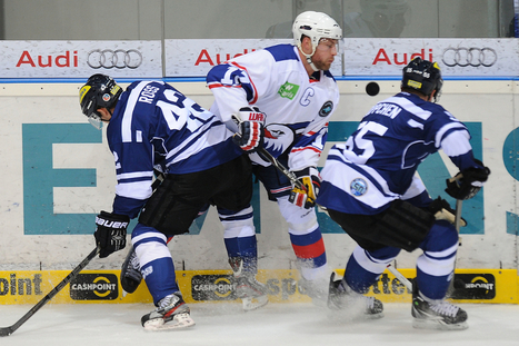 Mannheim mit Mumm zum Sieg   Eishockey   Scoop.it